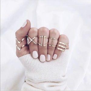 Jewelry - ARTEMISIA Rings SET